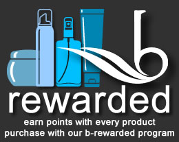 freddie b • salon & spa / b rewarded